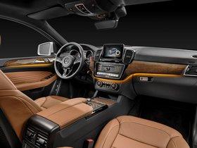 Ver foto 5 de Mercedes Clase GLE Coupe C292 2015