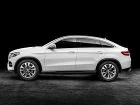 Fotos de Mercedes Clase GLE Coupe C292 2015