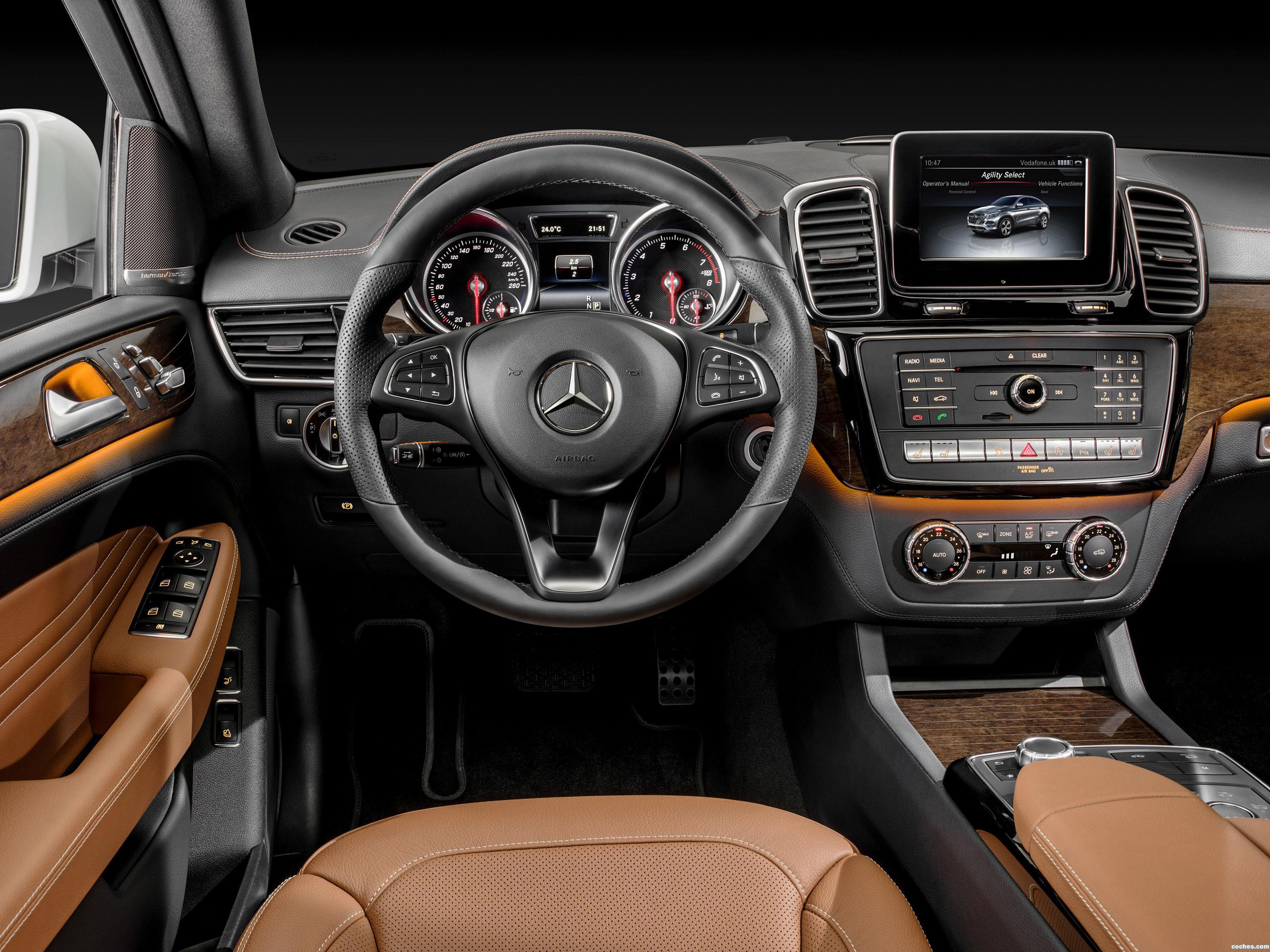 Foto 6 de Mercedes Clase GLE Coupe C292 2015