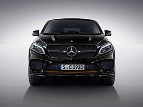 Fotos de Mercedes GLE Coupe Orangeart C292  2017