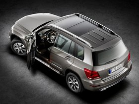 Ver foto 2 de Mercedes GLK 250 BlueTEC 4MATIC 2012