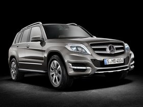 Fotos de Mercedes GLK 250 BlueTEC 4MATIC 2012