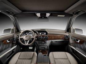 Ver foto 12 de Mercedes GLK 250 BlueTEC 4MATIC 2012