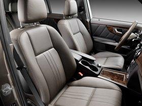 Ver foto 10 de Mercedes GLK 250 BlueTEC 4MATIC 2012