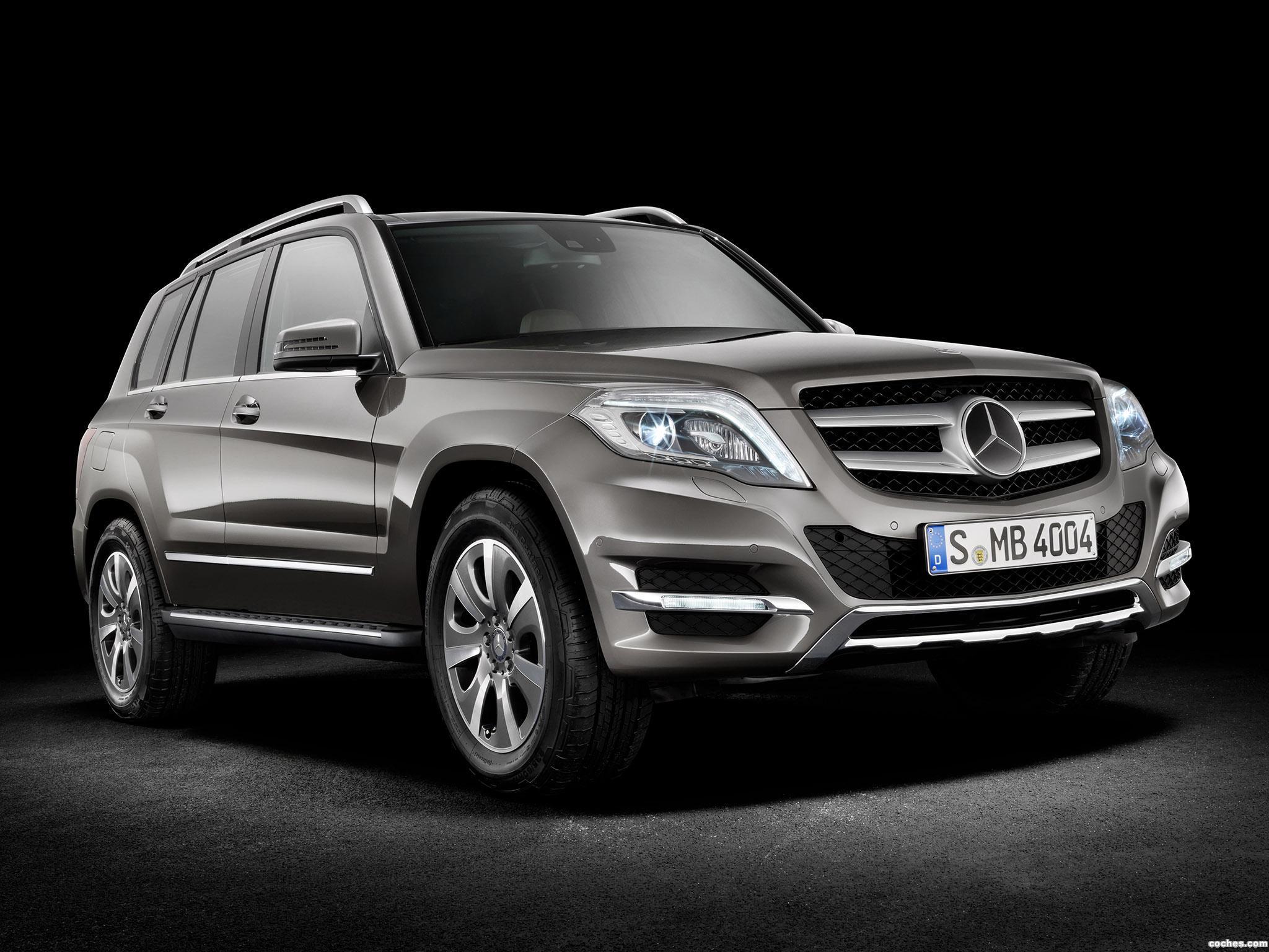 Foto 0 de Mercedes GLK 250 BlueTEC 4MATIC 2012
