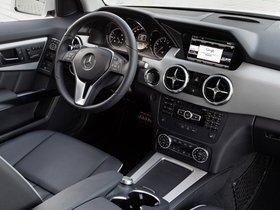 Ver foto 20 de Mercedes GLK 350 4MATIC BlueEFFICIENCY 2012