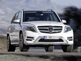 Ver foto 10 de Mercedes GLK 350 4MATIC BlueEFFICIENCY 2012