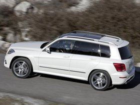 Ver foto 9 de Mercedes GLK 350 4MATIC BlueEFFICIENCY 2012