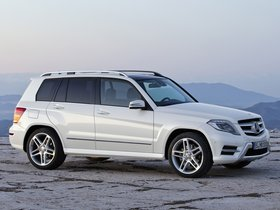 Ver foto 7 de Mercedes GLK 350 4MATIC BlueEFFICIENCY 2012