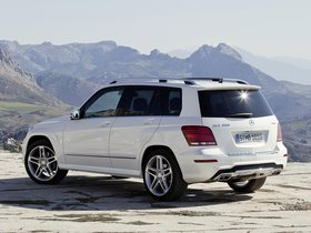 Ver foto 6 de Mercedes GLK 350 4MATIC BlueEFFICIENCY 2012