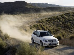 Ver foto 4 de Mercedes GLK 350 4MATIC BlueEFFICIENCY 2012