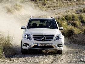 Ver foto 3 de Mercedes GLK 350 4MATIC BlueEFFICIENCY 2012