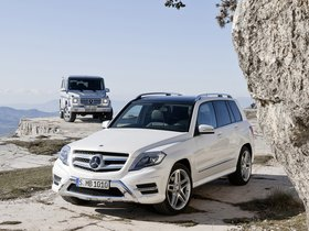 Ver foto 2 de Mercedes GLK 350 4MATIC BlueEFFICIENCY 2012