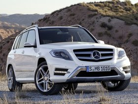 Ver foto 1 de Mercedes GLK 350 4MATIC BlueEFFICIENCY 2012
