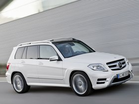 Ver foto 17 de Mercedes GLK 350 4MATIC BlueEFFICIENCY 2012