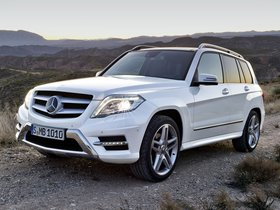 Ver foto 15 de Mercedes GLK 350 4MATIC BlueEFFICIENCY 2012