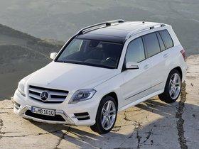 Ver foto 14 de Mercedes GLK 350 4MATIC BlueEFFICIENCY 2012