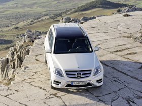 Ver foto 13 de Mercedes GLK 350 4MATIC BlueEFFICIENCY 2012