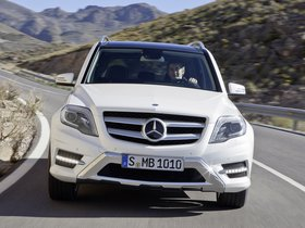 Ver foto 12 de Mercedes GLK 350 4MATIC BlueEFFICIENCY 2012