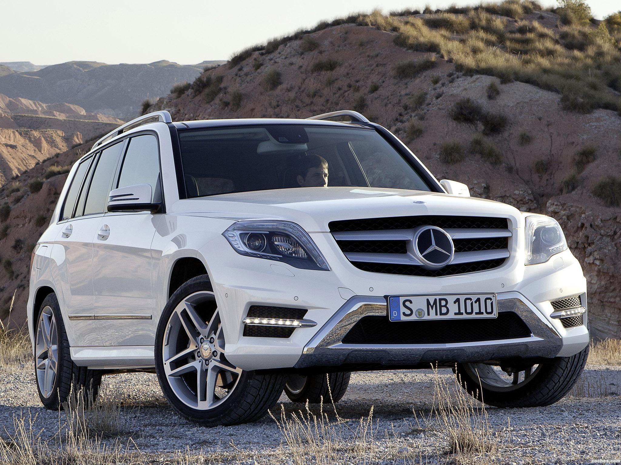 Foto 0 de Mercedes GLK 350 4MATIC BlueEFFICIENCY 2012