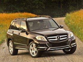 Ver foto 14 de Mercedes Clase GLK 350 USA X204 2012