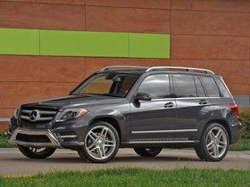 Ver foto 12 de Mercedes Clase GLK 350 USA X204 2012
