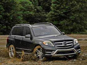 Ver foto 2 de Mercedes Clase GLK 350 USA X204 2012