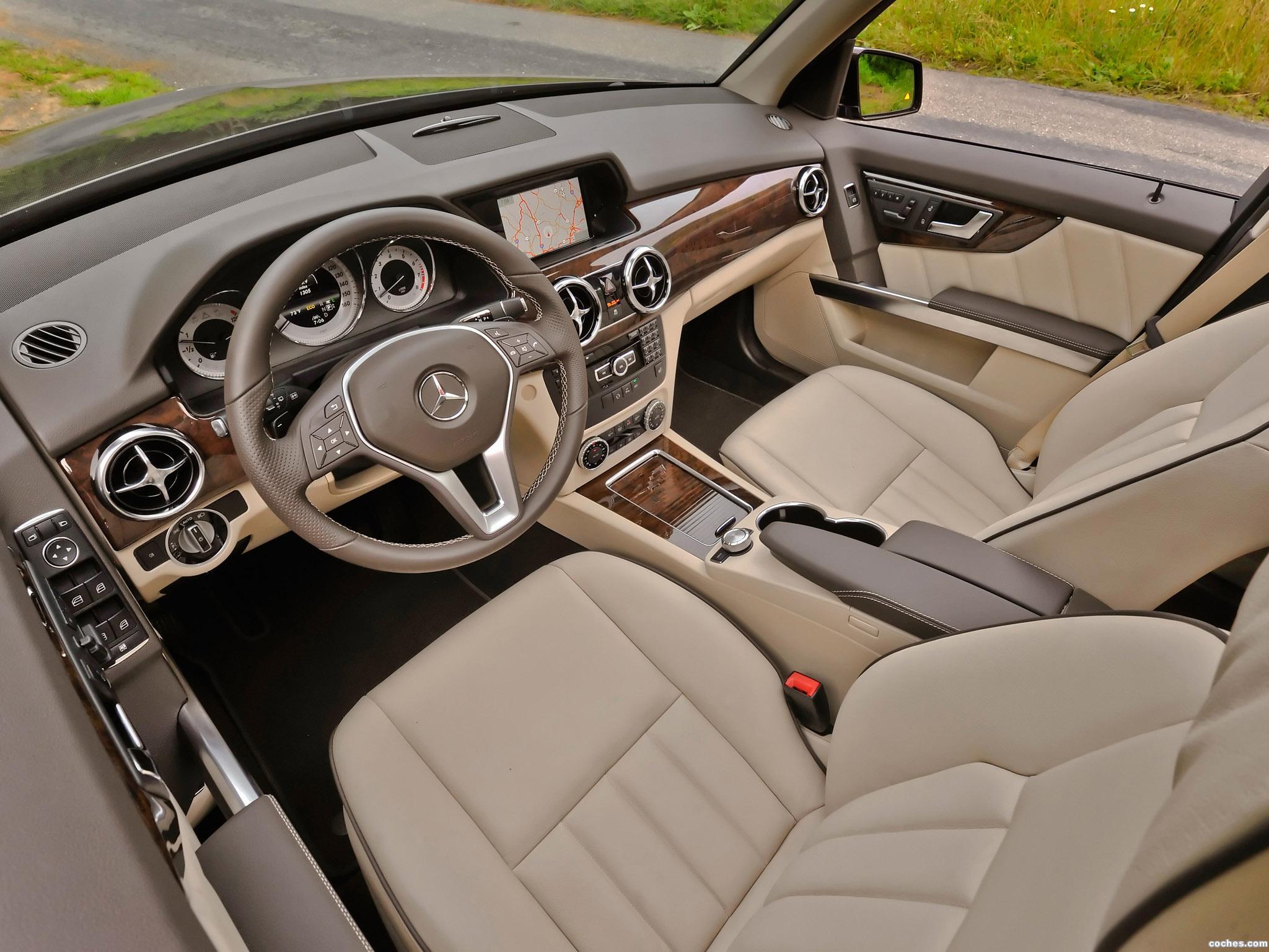 Foto 28 de Mercedes Clase GLK 350 USA X204 2012