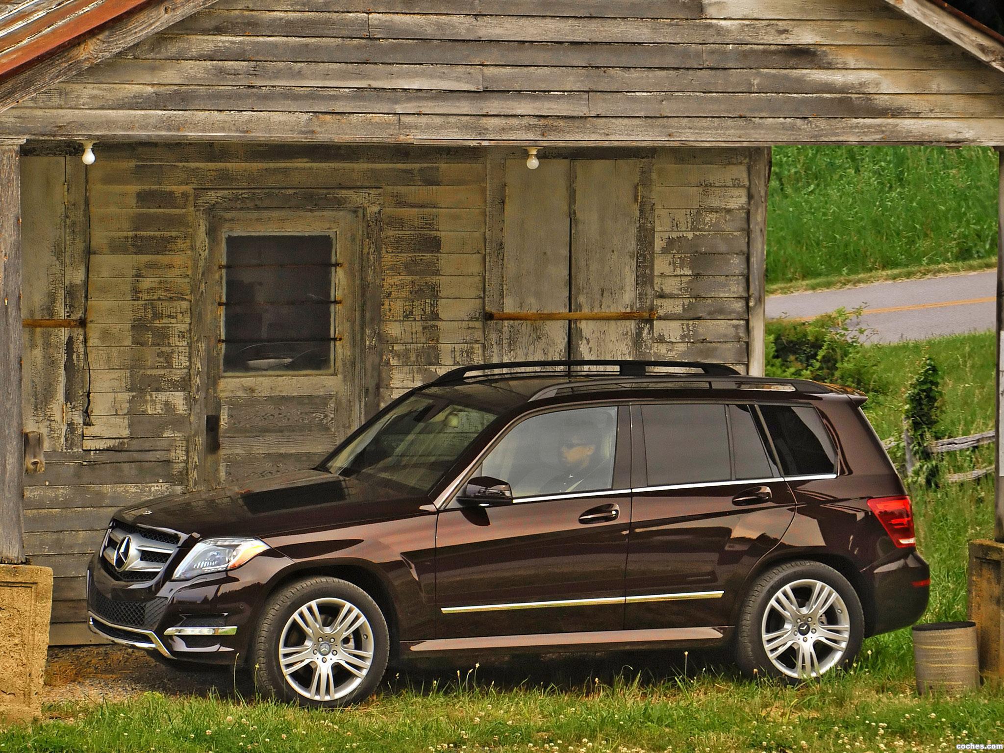 Foto 18 de Mercedes Clase GLK 350 USA X204 2012