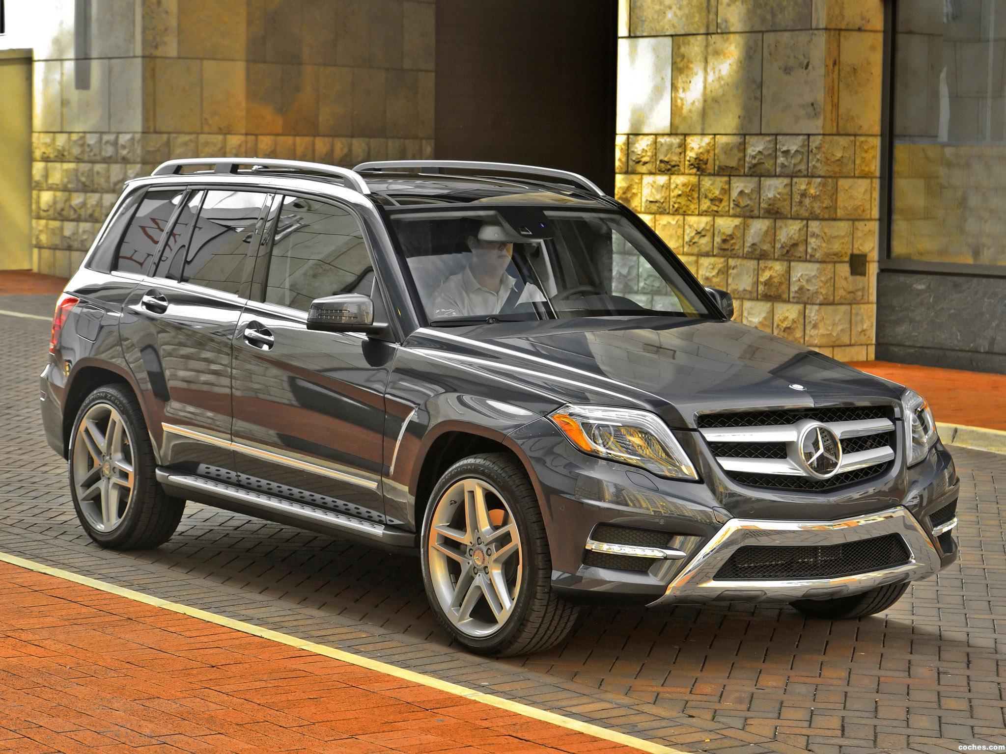 Foto 14 de Mercedes Clase GLK 350 USA X204 2012