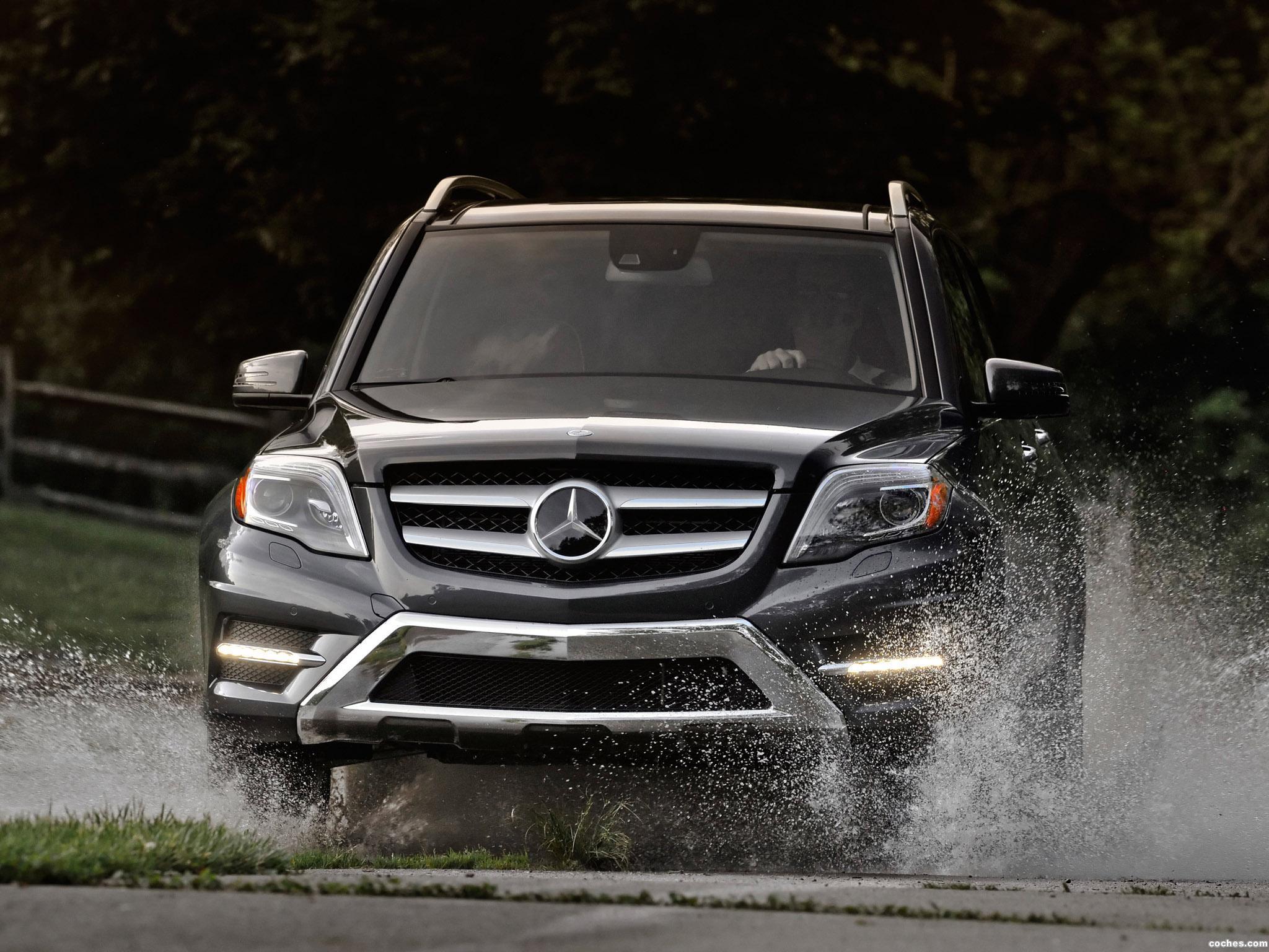 Foto 12 de Mercedes Clase GLK 350 USA X204 2012