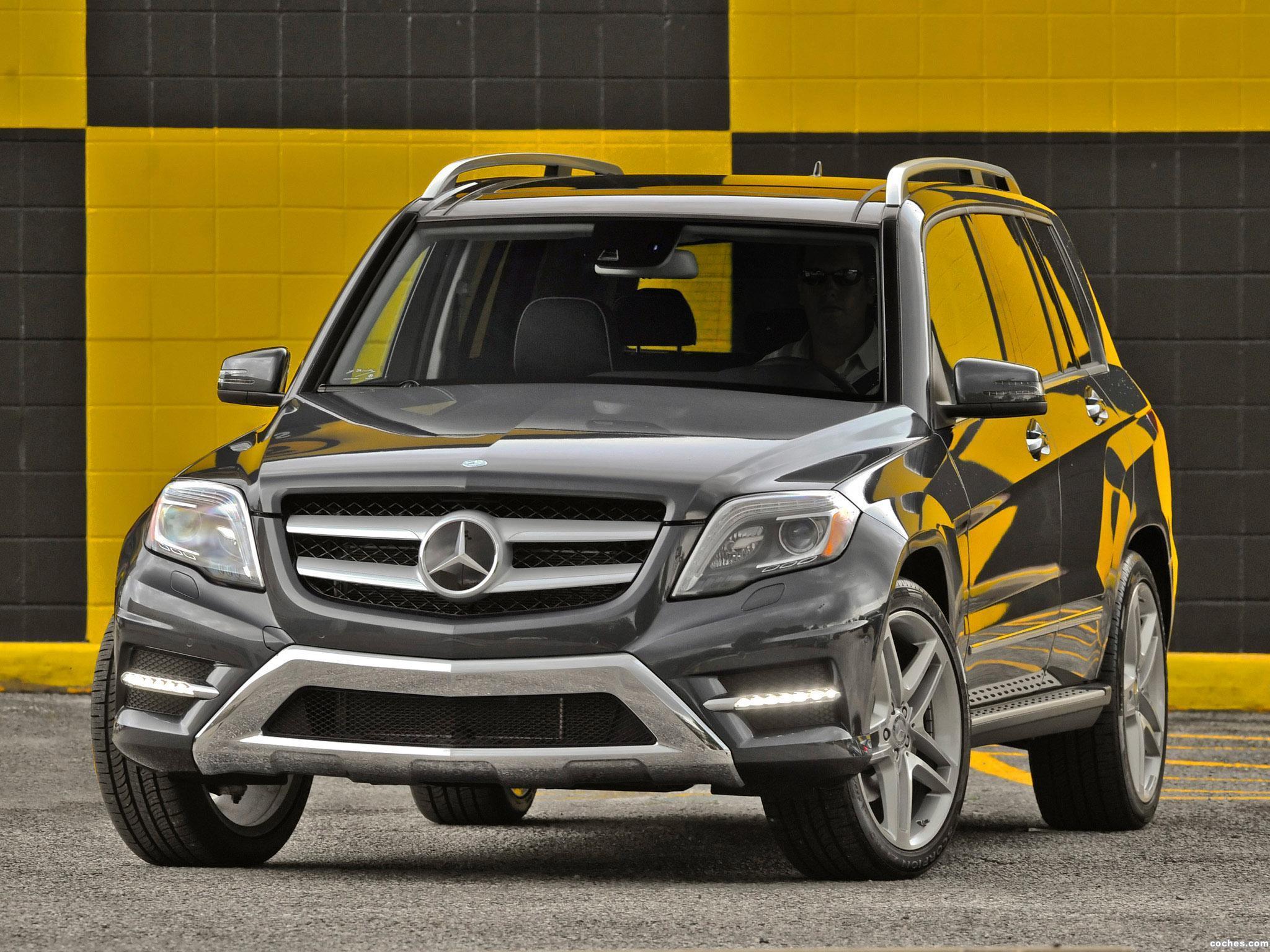 Foto 8 de Mercedes Clase GLK 350 USA X204 2012