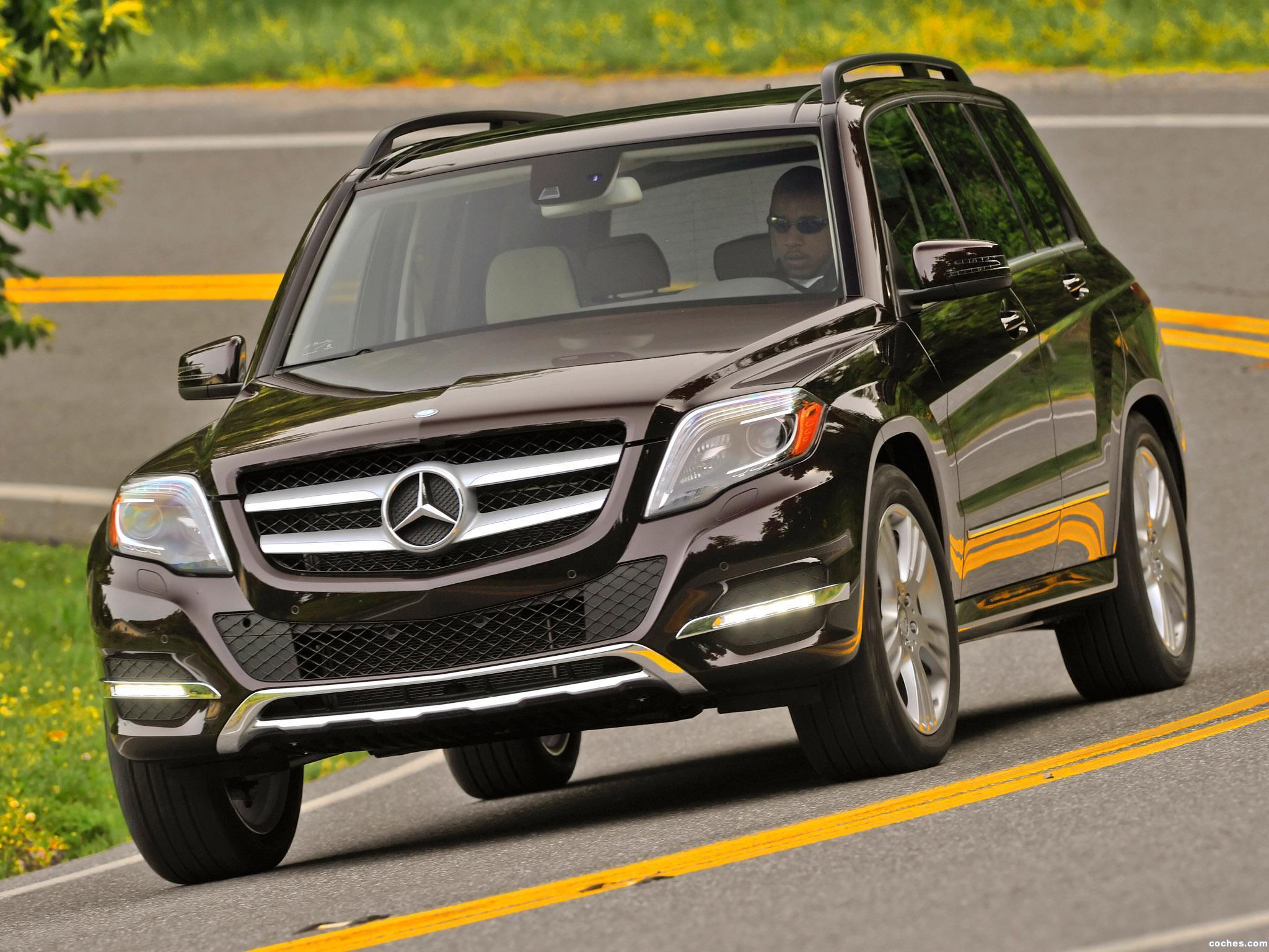 Foto 7 de Mercedes Clase GLK 350 USA X204 2012