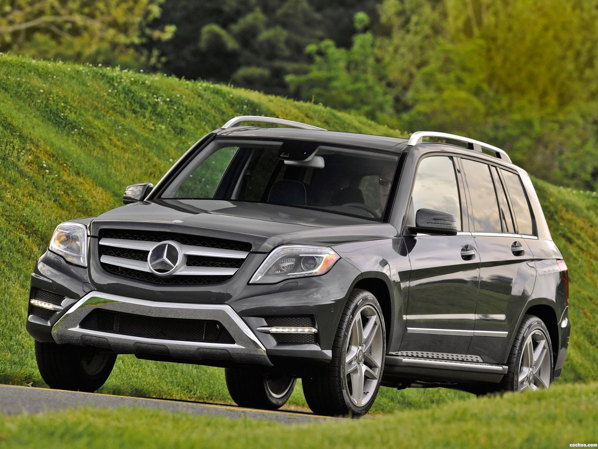 Foto 6 de Mercedes Clase GLK 350 USA X204 2012