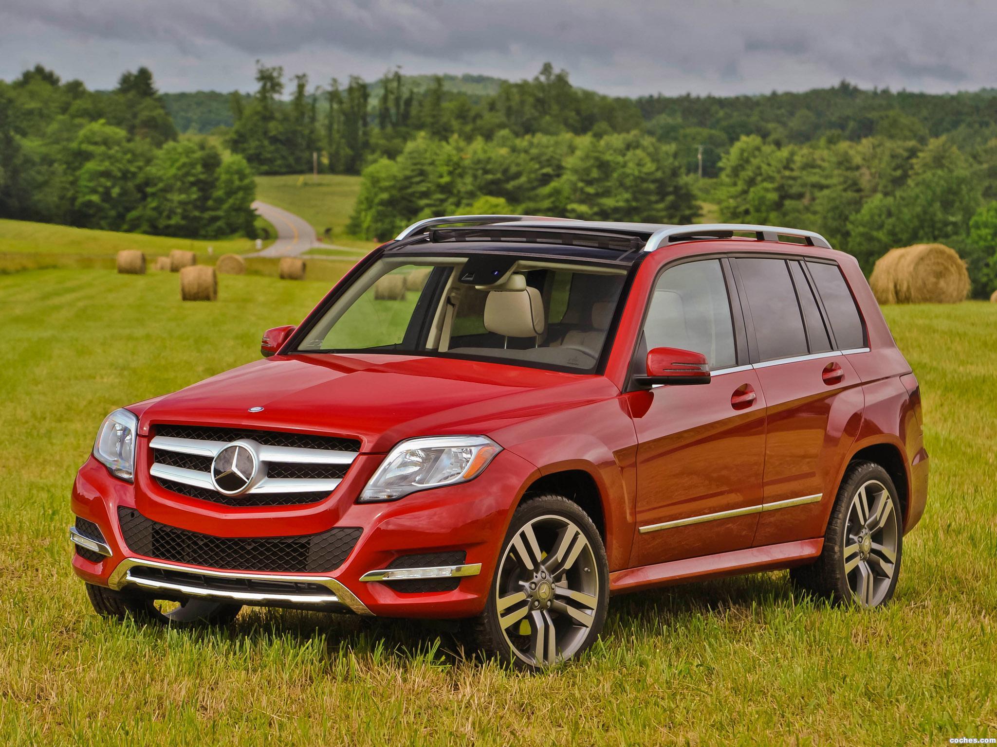 Foto 3 de Mercedes Clase GLK 350 USA X204 2012