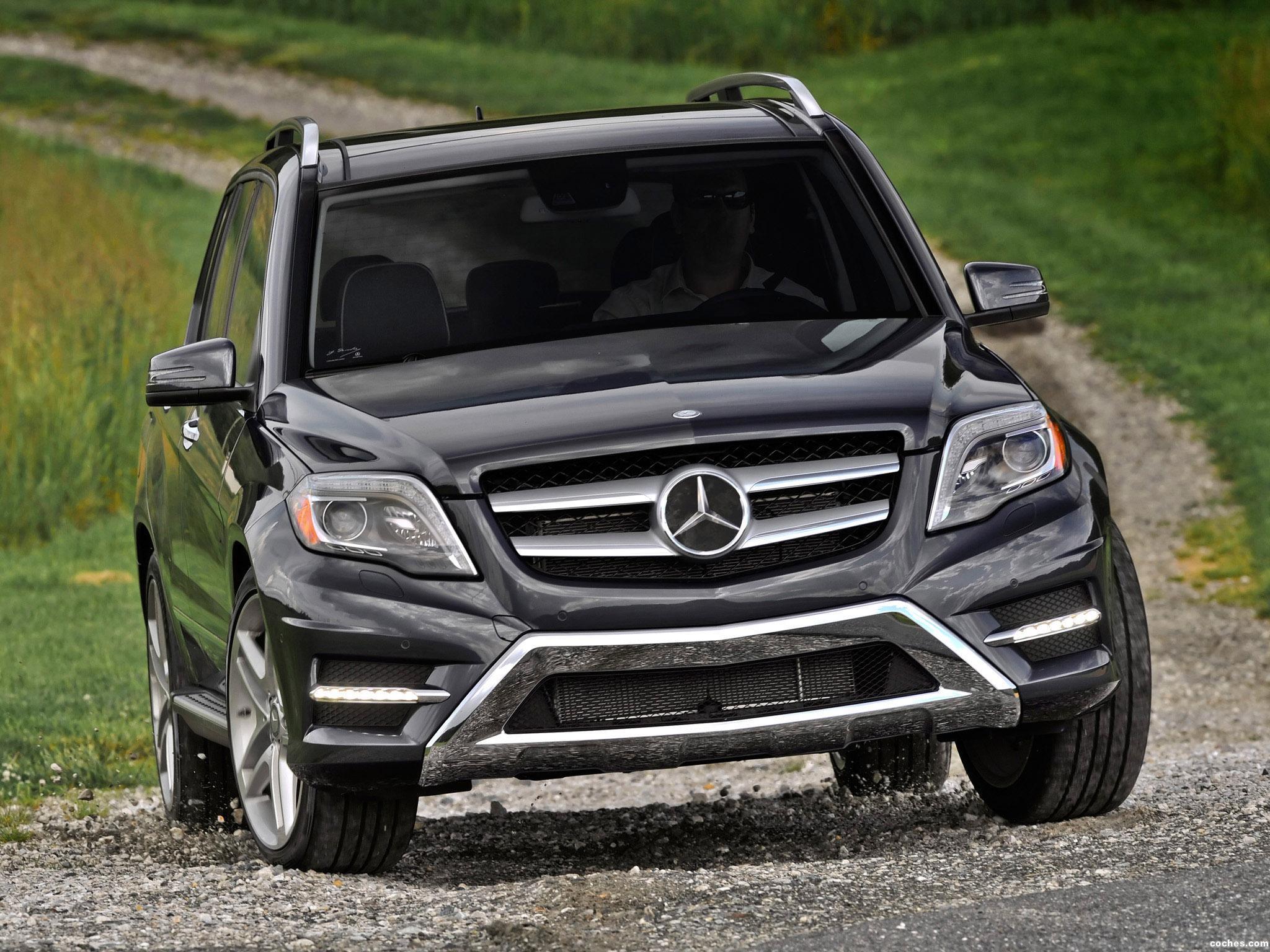 Foto 0 de Mercedes Clase GLK 350 USA X204 2012