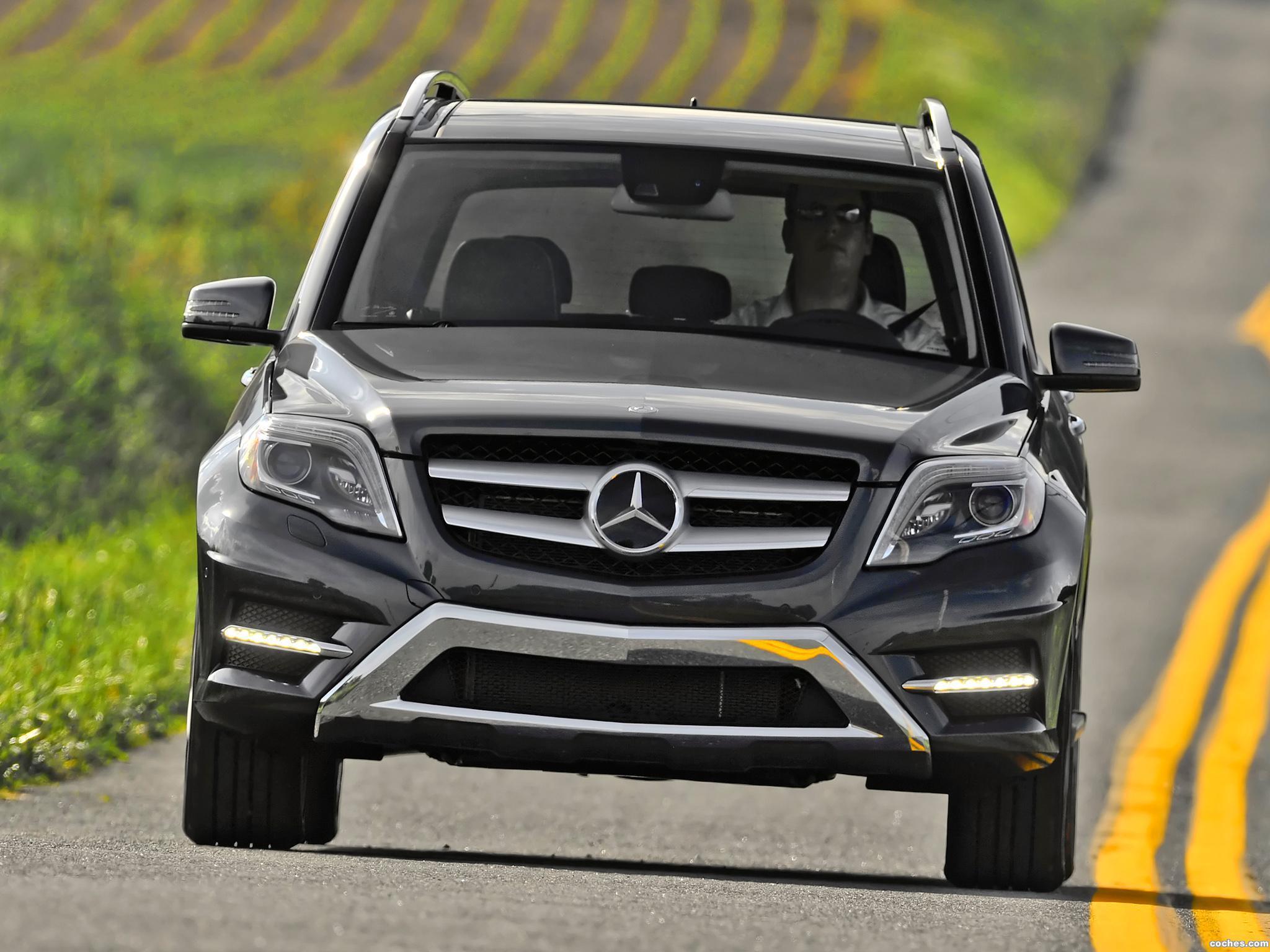 Foto 25 de Mercedes Clase GLK 350 USA X204 2012