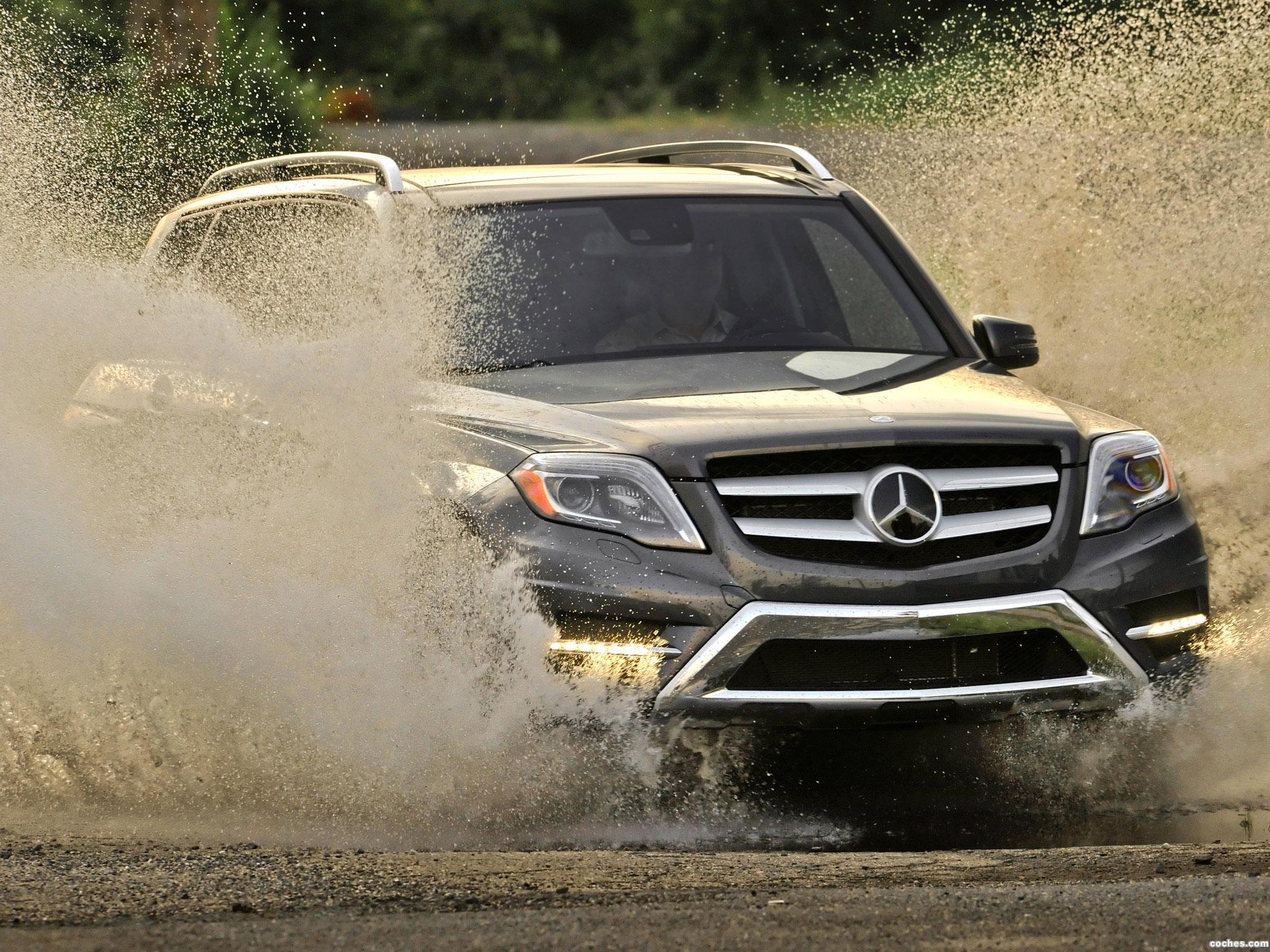 Foto 24 de Mercedes Clase GLK 350 USA X204 2012
