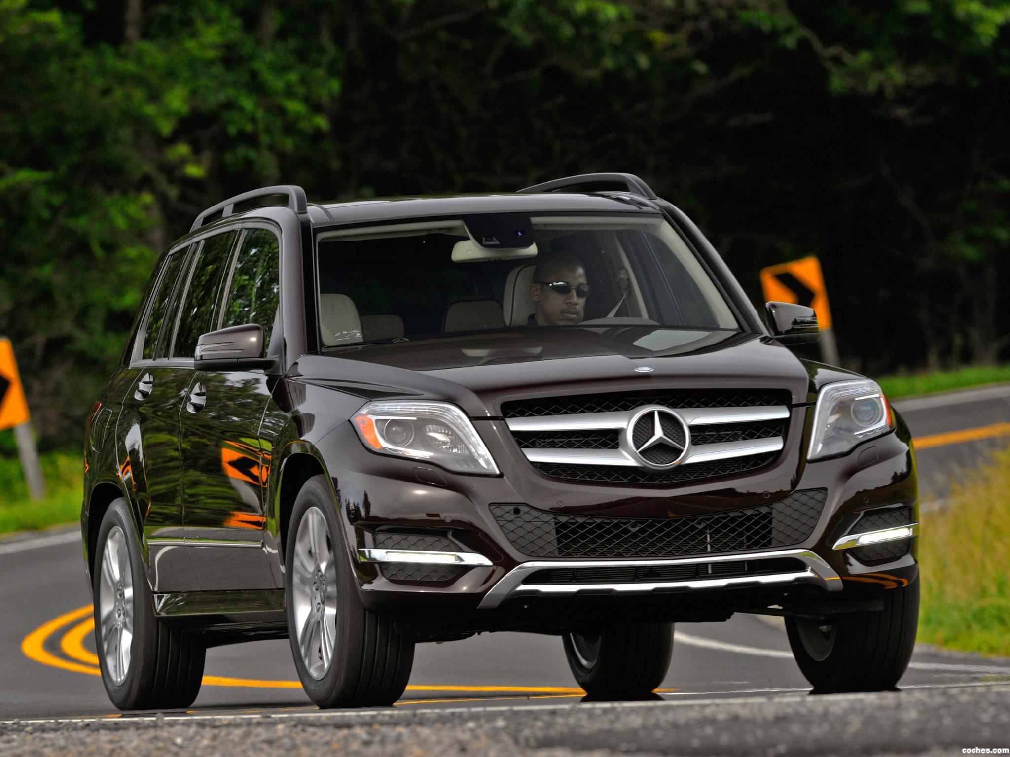 Foto 23 de Mercedes Clase GLK 350 USA X204 2012
