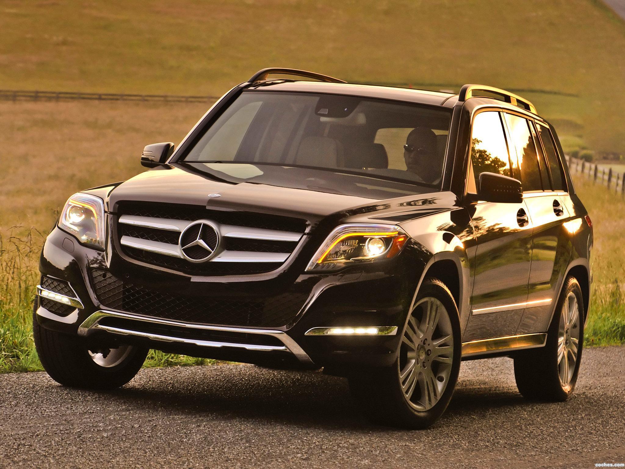 Foto 20 de Mercedes Clase GLK 350 USA X204 2012