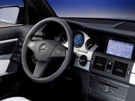 Ver foto 6 de Mercedes Clase GLK Bluetec Hybrid Concept 2008