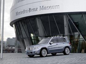 Ver foto 5 de Mercedes Clase GLK Bluetec Hybrid Concept 2008