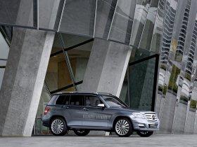 Ver foto 4 de Mercedes Clase GLK Bluetec Hybrid Concept 2008