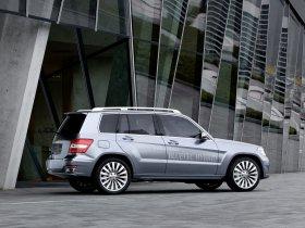 Ver foto 3 de Mercedes Clase GLK Bluetec Hybrid Concept 2008