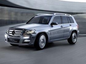 Ver foto 2 de Mercedes Clase GLK Bluetec Hybrid Concept 2008