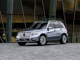 Ver foto 1 de Mercedes Clase GLK Bluetec Hybrid Concept 2008