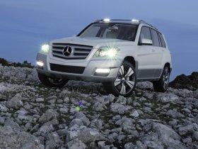 Ver foto 2 de Mercedes Clase GLK Freeside Concept 2008