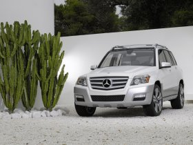 Fotos de Mercedes Clase GLK Freeside Concept 2008