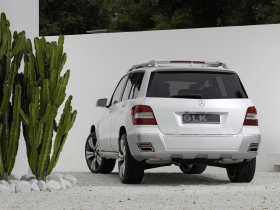 Ver foto 13 de Mercedes Clase GLK Freeside Concept 2008