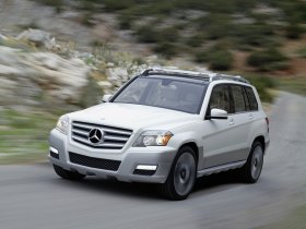 Ver foto 9 de Mercedes Clase GLK Freeside Concept 2008